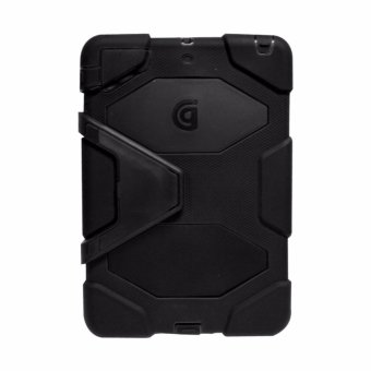 Harga IDEAL1 Griffin Survivor Military Anti Fall Protective Case Suitable For iPad Air 1 / ipad 5 (Black)