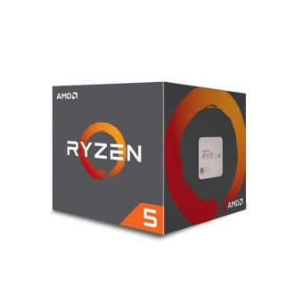 AMD Ryzen 5 1400 3.2 GHz Quad-Core AM4 Processor with Wraith Spire Cooler (YD1400BBAEBOX) Price Philippines