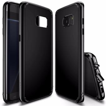 Harga Ringke Fusion TPU Cover Case for S7 Edge (Shadow Black)