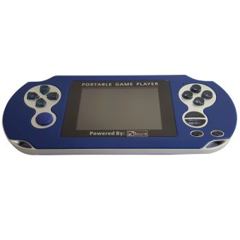 Harga iCore PGP III 32-bit Portable Game Player (Blue)