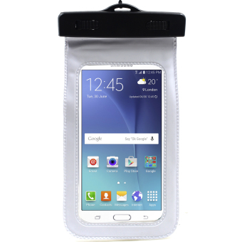 TECH GEAR Vivid Proof Case for Mobile Phone (White) Price Philippines