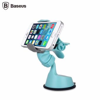 Harga Baseus Smart Car Mount (Blue)
