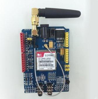 OEM SIM900 GPRS/GSM Shield Board For Arduino High Quality Price Philippines