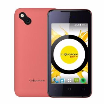 Cloudfone Ice Plus 2 4GB (Red) Price Philippines