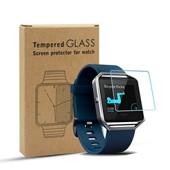 Seeme Tempered Glass Screen Protector for Fitbit Blaze Smart Watch Price Philippines