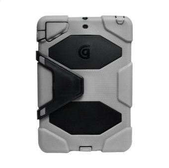 Harga Griffin Survivor Military Hard Case for iPad Mini 1 / 2 / 3 (Grey)