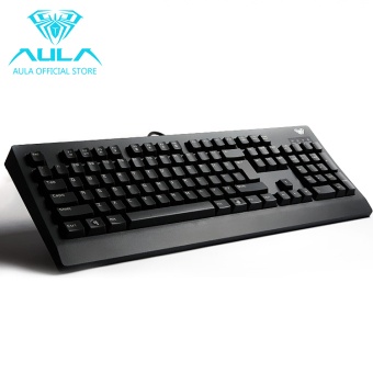 AULA OFFICIAL Demon King USB Wired Mechanical Gaming Keyboard (Black) Price Philippines