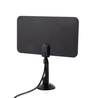 OH Digital Indoor TV Antenna Ready HD Flat Design High Gain HD TV DTV Box Price Philippines