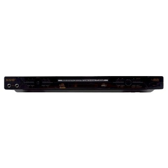 Harga Hug H68-389 Slim Type DVD Player (Black)