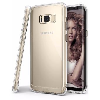 Harga Ringke Fusion Case for Samsung Galaxy S8 Plus (Clear)