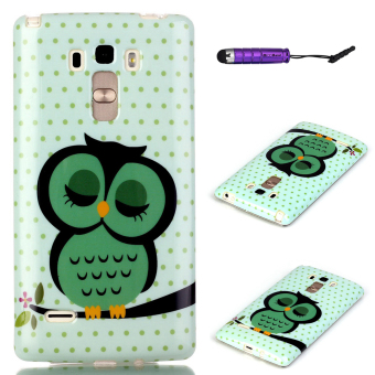 Moonmini TPU Back Case for LG G4 Stylus LS770 (Multicolor) Price Philippines