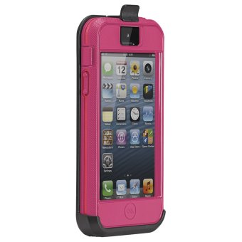Harga Case-Mate Tough Extreme Case for iPhone SE/5S/5 (Lipstick Pink/Black)