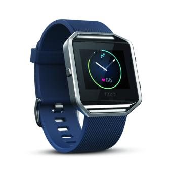 Fitbit Blaze Smart Fitness Watch - Large (Blue Silver) Price Philippines