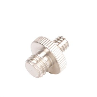 JJC 1/4 Male to 3/8 Male Screw Adaptor Price Philippines