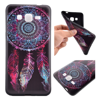 Moonmini Ultra-thin TPU Soft Case for Samsung Galaxy Grand Prime G530 (Multicolor) Price Philippines