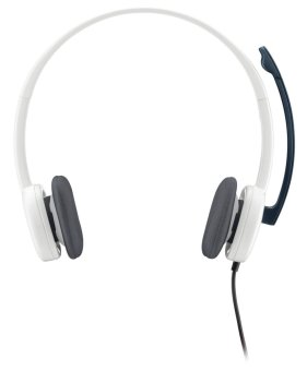 Logitech H150 Stereo Headset (white) Price Philippines