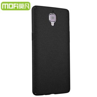 "Oneplus 3T case oneplus 3T cover A3010 MOFi original oneplus 3 A3000 accessories PC hard case back cover capa cuque funda 5.5"" - intl Price Philippines"