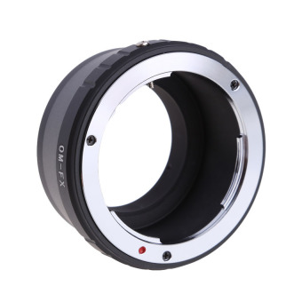 Adapter Ring For Olympus OM lens to Fujifilm Fuji FX X Mount X-Pro1 Camera Price Philippines