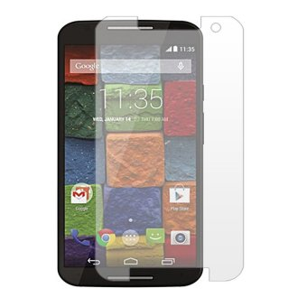 Harga Tempered Glass Screen Protector for Motorola Moto X2