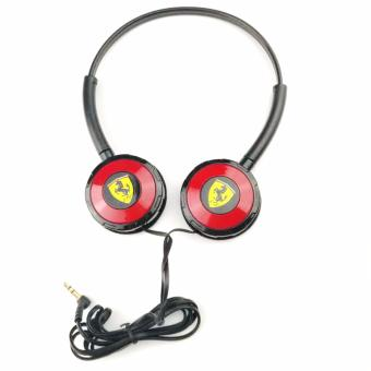 Harga Ferrari Monster Beats KZ-70 headphone for Cellphone