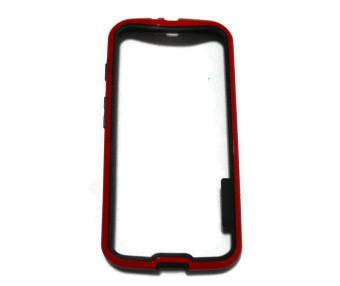 Harga Hybrid Bumper Case for Motorola Moto X XT1052 (Red)