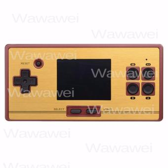 Wawawei Hot sale FC pocket classic retro 30 anniversary video game children's handheld game console 2.6 inch screen 600 games tv game Price Philippines