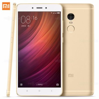 Xiaomi Redmi Note 4 3GB RAM 64GB ROM (Gold) Price Philippines