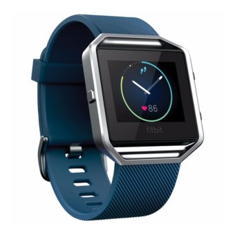 Fitbit Blaze Wireless Activity and Sleep Wristband - Small (Blue Silver) Price Philippines