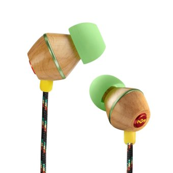 Harga House of Marley People Get Ready Roots In-Ear Headphone