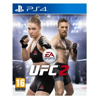 EA GAMES UFC 2 [R1] Video Game for PS4 Price Philippines