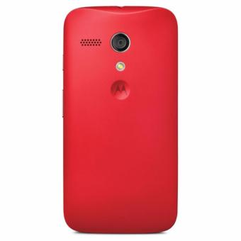 Harga Original Motorola Moto G 1st Gen Back Cover Shell Red
