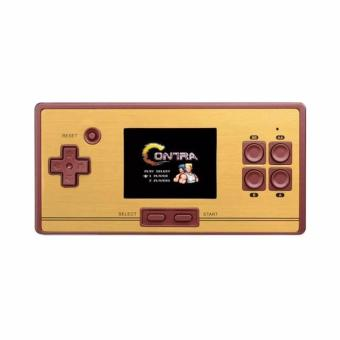 FC-POCKET Classic 8 Bit Game Portable Console Family Computer 600 Games Plus 128 Games Extra Cartridge(Red) Price Philippines