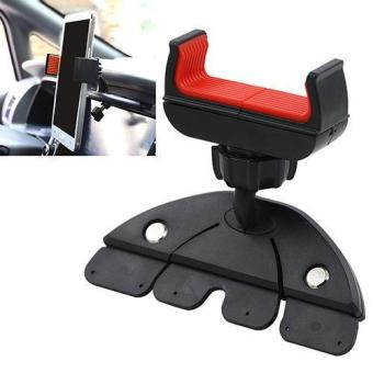 Durable 360° Comfy CD Slot Car Mount Holder Stand For Smartphone - intl Price Philippines