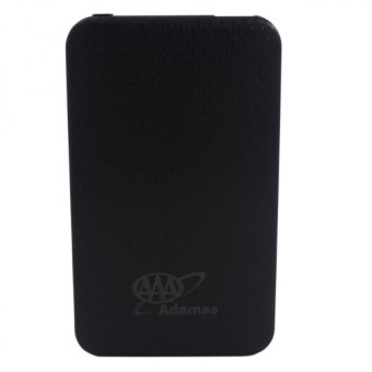 Adamas AAA 5000mah Super Thin Mobile Power Bank (Black) Price Philippines