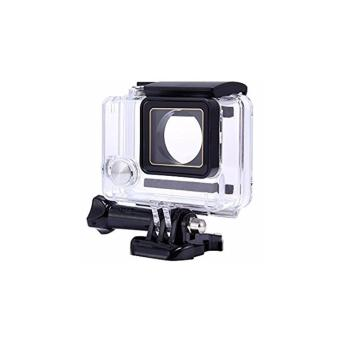 Harga Gopro Waterproof Diving Case for Gopro Hero3/3+/4 (Clear)