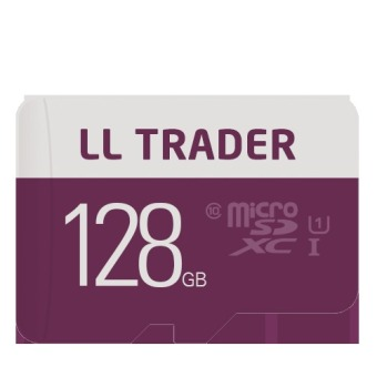Harga LLTrader Microsd 128GB UHS-1 Micro SD Card Class 10 Flash Card Real Capacity Memory Card 128GB for Smartphone/Tablet