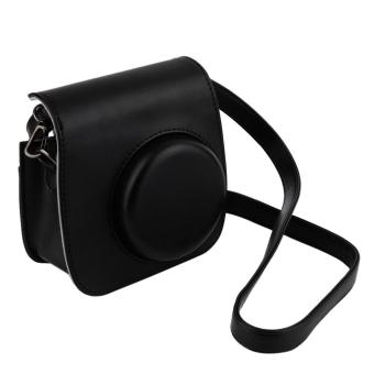 Harga Instant Camera Leather Case Bag for Polaroid Photo Camera Leather Case Bag