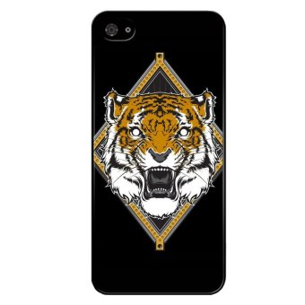 Y&M Kenzo Tiger Original Pattern Cover Case For iPhone 5/5s Phone Case (Multicolor) Price Philippines