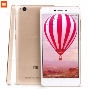 Xiaomi Redmi 4A 2GB RAM 16GB ROM (Gold) Price Philippines