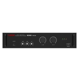 Platinum Professional Stereo Amplifier Boss MX-300 (Black) Price Philippines