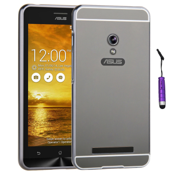 Moonmini Metal Frame Bumper Case for Asus Zenfone 5 (Black) Price Philippines