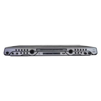 Harga Hug H68-579 Slim Type DVD Player with Radio (Sliver)