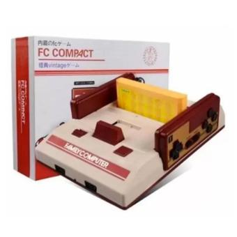 FC COMPACT Family Computer Built-in 500 Games and 132 Games External Game Cartridge Price Philippines