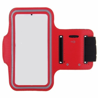 Harga Sports Armband for HTC Desire Eye (Red)