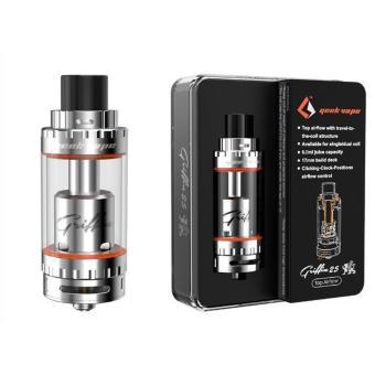Harga geekvape Griffin 25 Top Airflow Version RTA tank-silver