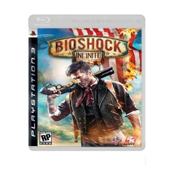 2K Games Bioshock Infinite Video Game for PS3 Price Philippines