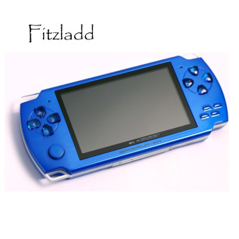 Fitzladd Portable Handheld Console PlayStation Portable Core - Blue - NES Price Philippines
