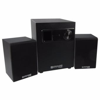 CD-R King EVANN Subwoofer Speaker 2.1 Channel SPK-S060-M Price Philippines