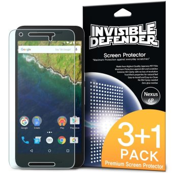 Harga Ringke Invisible Defender Screen Protector for Nexus 6P