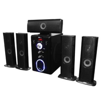 Harga Hug Music Heaven H28-601 Home Theater Speakers (Black)